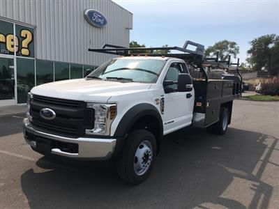 2018 F-450 Regular Cab DRW 4x2,  Knapheide Contractor Body #F71859 - photo 3
