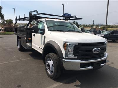 2018 F-450 Regular Cab DRW 4x2,  Knapheide Contractor Body #F71859 - photo 5