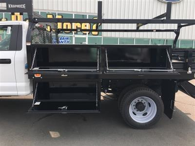 2018 F-450 Regular Cab DRW 4x2,  Knapheide Contractor Body #F71859 - photo 8