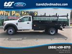2018 F-450 Regular Cab DRW 4x2,  Knapheide Contractor Body #F71859 - photo 1