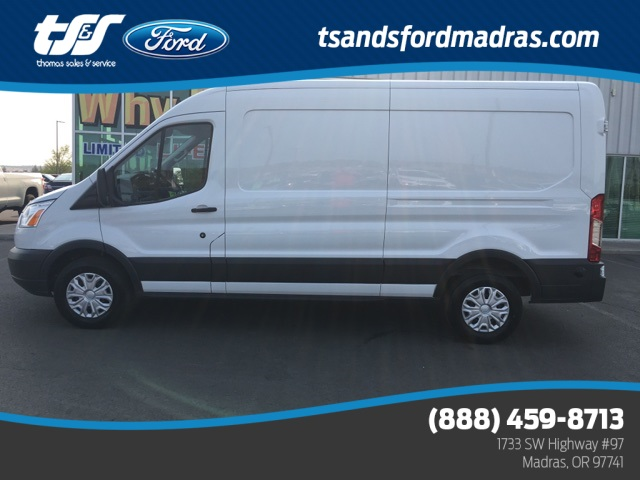 2018 Transit 250 Med Roof 4x2,  Sortimo ProPaxx General Service Upfitted Cargo Van #F71870 - photo 1
