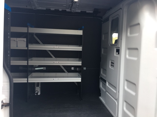 2018 Transit 250 Med Roof 4x2,  Sortimo Upfitted Cargo Van #F71870 - photo 14