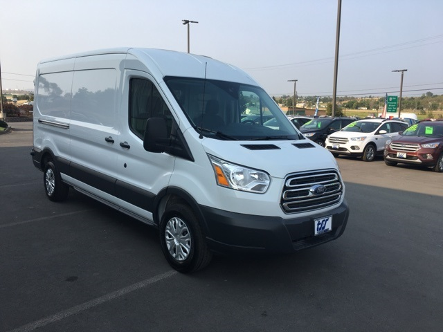 2018 Transit 250 Med Roof 4x2,  Upfitted Cargo Van #F71870 - photo 5