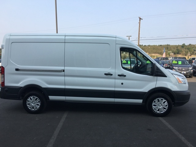 2018 Transit 250 Med Roof 4x2,  Sortimo Upfitted Cargo Van #F71870 - photo 6