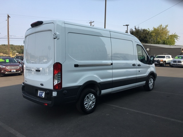 2018 Transit 250 Med Roof 4x2,  Sortimo Upfitted Cargo Van #F71870 - photo 7