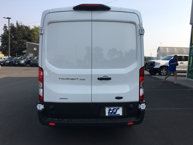 2018 Transit 250 Med Roof 4x2,  Sortimo Upfitted Cargo Van #F71870 - photo 8