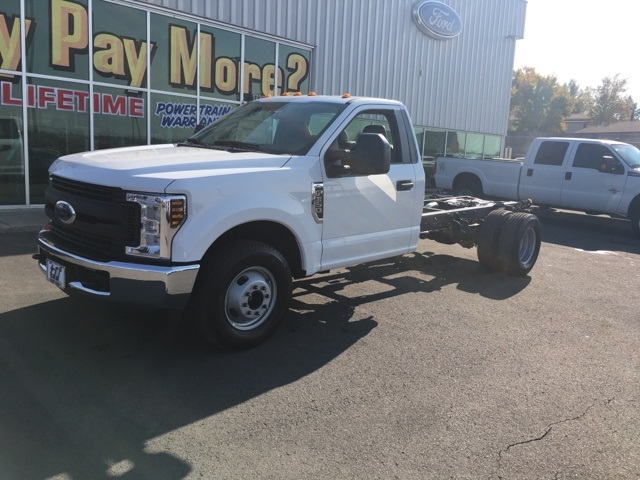 2019 F-350 Regular Cab DRW 4x2,  Cab Chassis #F71886 - photo 2