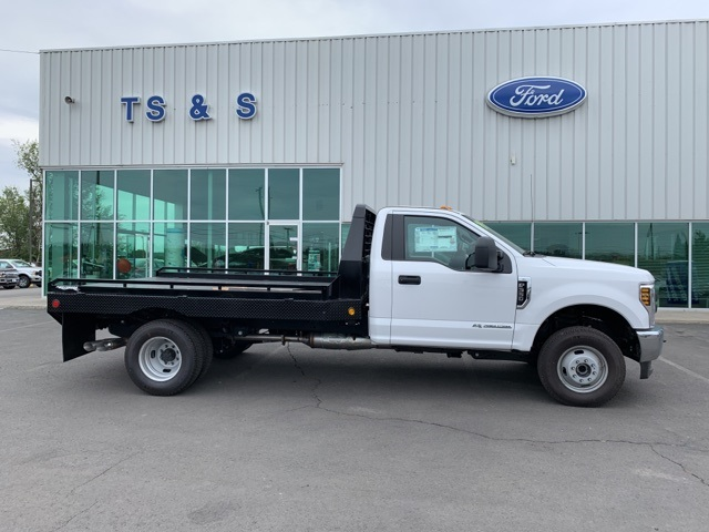 2019 F-350 Regular Cab DRW 4x4,  Cab Chassis #F71887 - photo 3