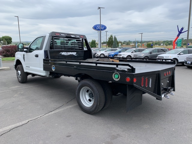 2019 F-350 Regular Cab DRW 4x4,  Cab Chassis #F71887 - photo 5