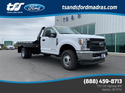2019 F-350 Regular Cab DRW 4x4,  Cab Chassis #F71887 - photo 1