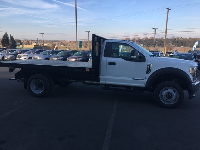 2019 F-450 Regular Cab DRW 4x4,  Knapheide Platform Body #F71932 - photo 6