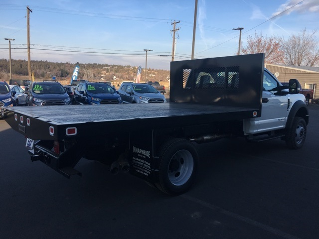 2019 F-450 Regular Cab DRW 4x4,  Knapheide Platform Body #F71932 - photo 7