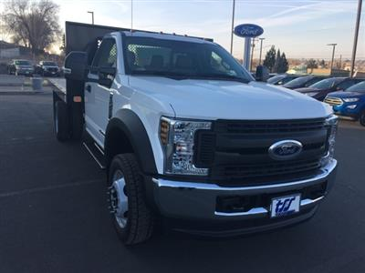 2019 F-450 Regular Cab DRW 4x4,  Knapheide Value-Master X Platform Body #F71932 - photo 5