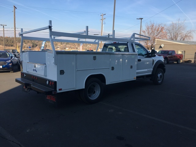 2018 F-550 Regular Cab DRW 4x4,  Harbor Service Body #F71956 - photo 9