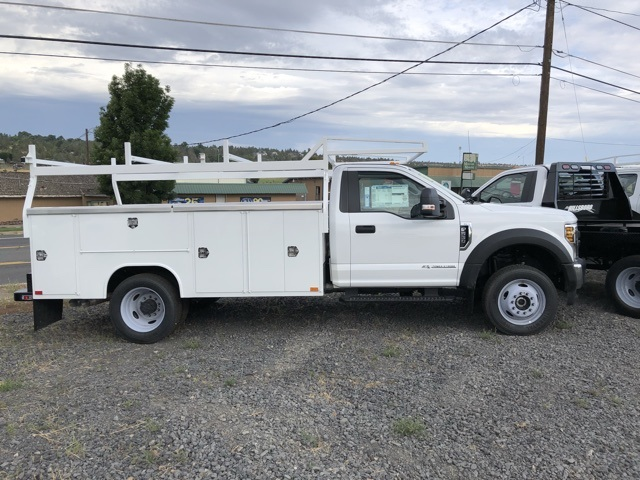 2018 F-550 Regular Cab DRW 4x4,  Harbor Service Body #F71956 - photo 5