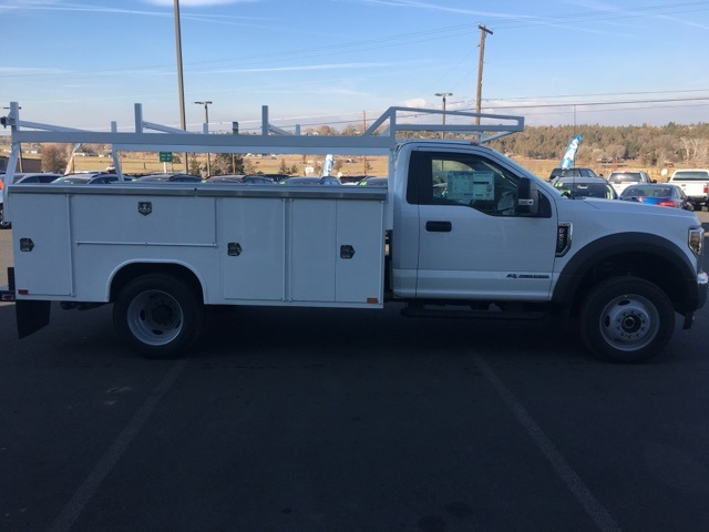 2018 F-550 Regular Cab DRW 4x4,  Harbor Service Body #F71956 - photo 8
