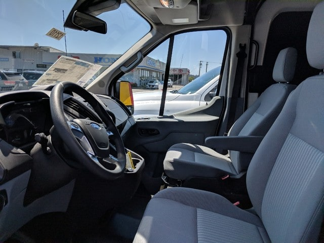 2018 Transit 150 Med Roof 4x2,  Empty Cargo Van #12110 - photo 6