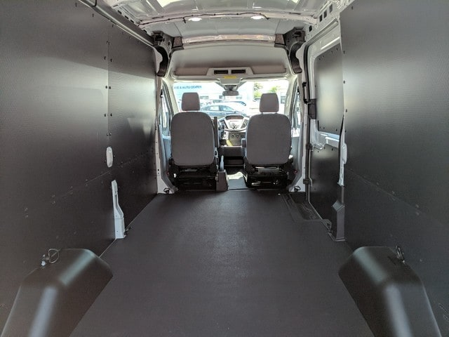 2018 Transit 150 Med Roof 4x2,  Empty Cargo Van #12110 - photo 2