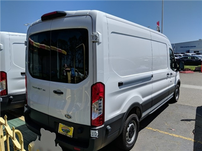 2018 Transit 150 Med Roof 4x2,  Empty Cargo Van #12110 - photo 7