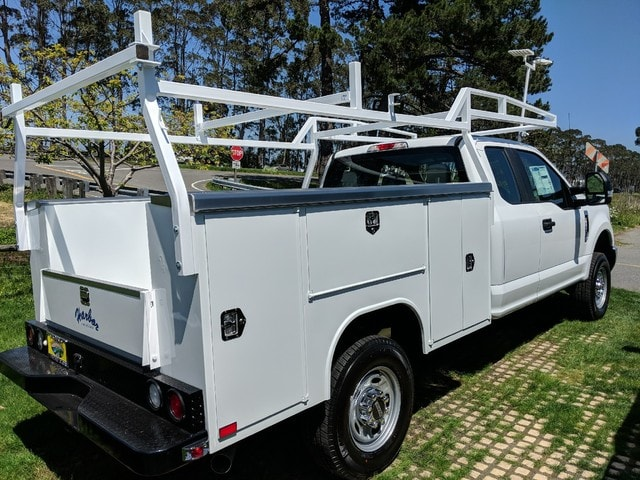 2018 F-250 Super Cab 4x4,  Harbor Service Body #12270 - photo 2
