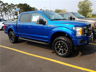 2018 F-150 SuperCrew Cab 4x4,  Pickup #12301 - photo 3