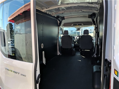 2018 Transit 250 Med Roof 4x2,  Empty Cargo Van #12348 - photo 2