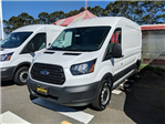 2018 Transit 250 Med Roof 4x2,  Empty Cargo Van #12348 - photo 1