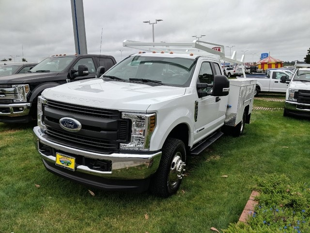 2018 F-350 Super Cab DRW 4x4,  Scelzi Signature Service Service Body #12412 - photo 1