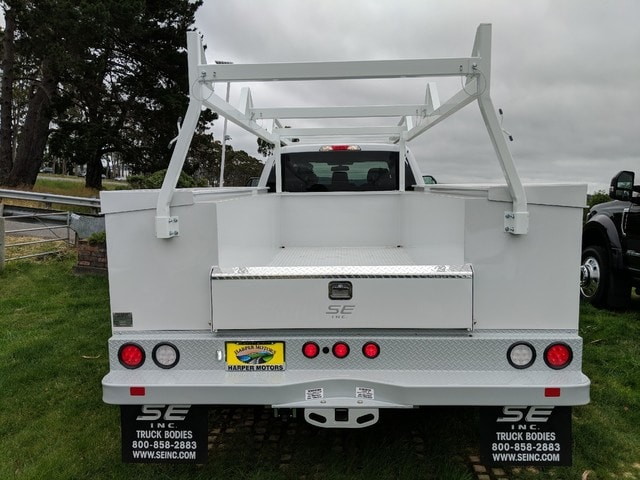 2018 F-350 Super Cab DRW 4x4,  Scelzi Service Body #12412 - photo 10
