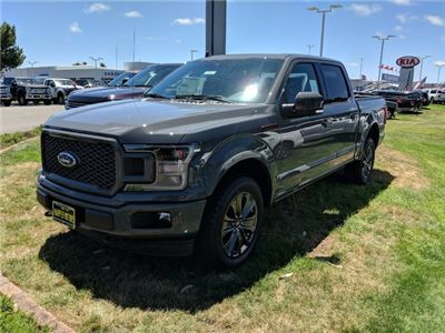 2018 F-150 SuperCrew Cab 4x4,  Pickup #12441 - photo 1