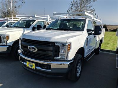 2019 F-350 Regular Cab 4x4,  Scelzi Signature Service Body #12552 - photo 1