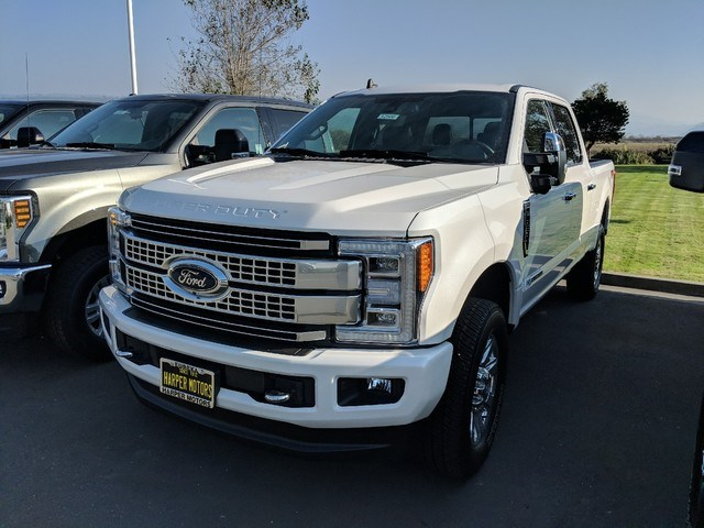 2019 F-250 Crew Cab 4x4,  Pickup #12586 - photo 1