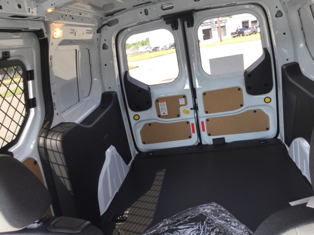 2018 Transit Connect 4x2,  Empty Cargo Van #372010 - photo 2