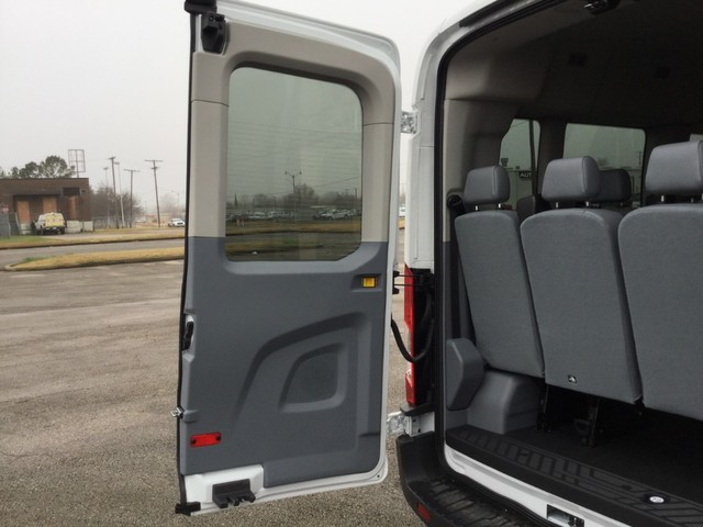 2018 Transit 350 Med Roof 4x2,  Passenger Wagon #A05095 - photo 22