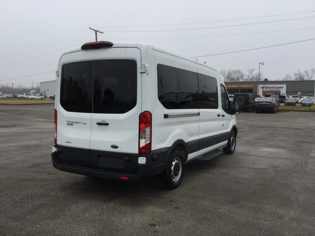 2018 Transit 350 Med Roof 4x2,  Passenger Wagon #A05095 - photo 2