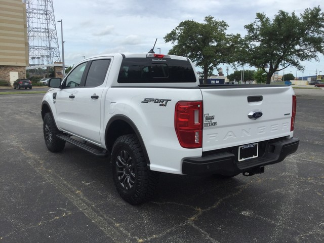 2019 Ranger SuperCrew Cab 4x4,  Pickup #A16907 - photo 5