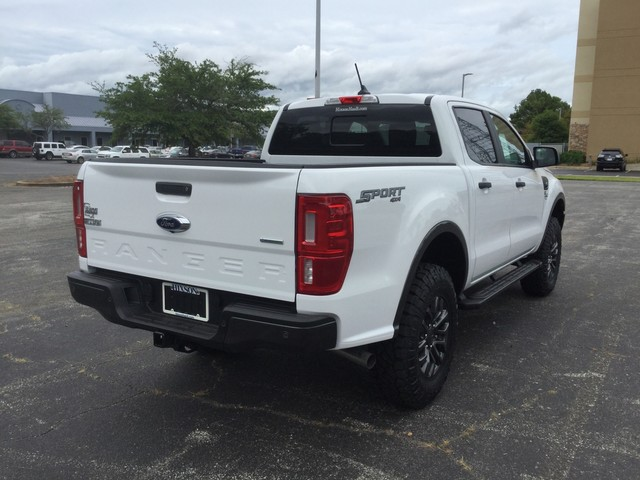 2019 Ranger SuperCrew Cab 4x4,  Pickup #A16907 - photo 2
