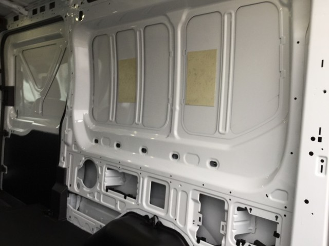 2018 Transit 250 Med Roof 4x2,  Empty Cargo Van #A19139A - photo 29