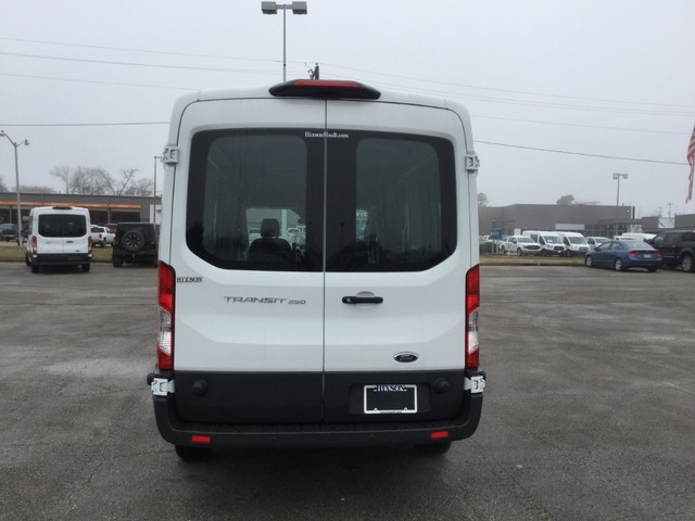 2018 Transit 250 Med Roof 4x2,  Empty Cargo Van #A19139A - photo 7