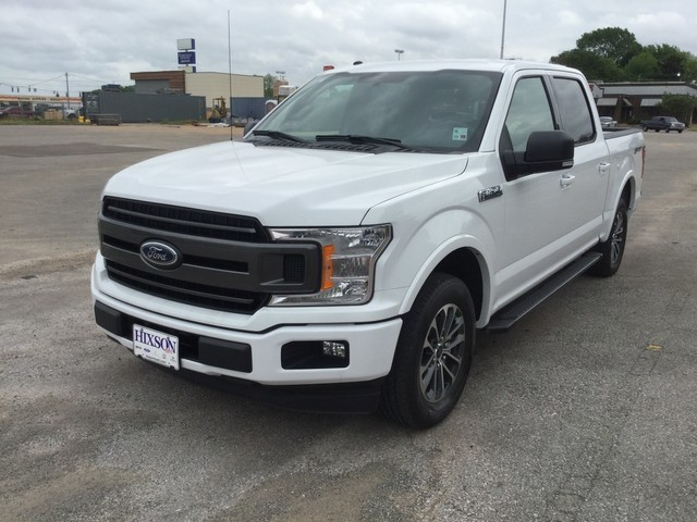 2018 F-150 SuperCrew Cab 4x2,  Pickup #A27449 - photo 4