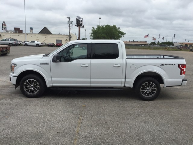 2018 F-150 SuperCrew Cab 4x2,  Pickup #A27449 - photo 5