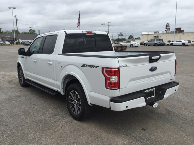2018 F-150 SuperCrew Cab 4x2,  Pickup #A27449 - photo 6