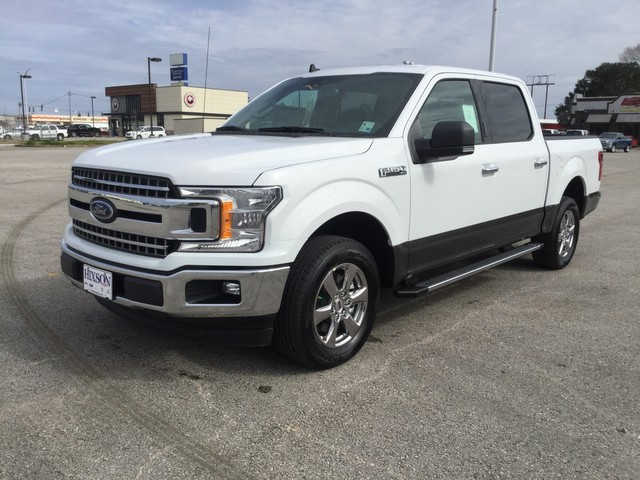 2019 F-150 SuperCrew Cab 4x2,  Pickup #A42777 - photo 4