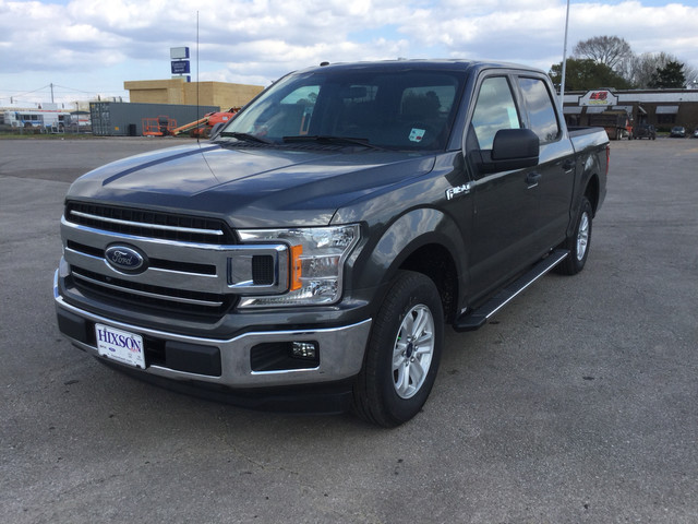 2018 F-150 SuperCrew Cab 4x2,  Pickup #A47233 - photo 4