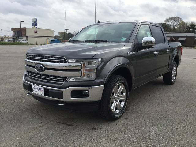 2019 F-150 SuperCrew Cab 4x4,  Pickup #B12087 - photo 4