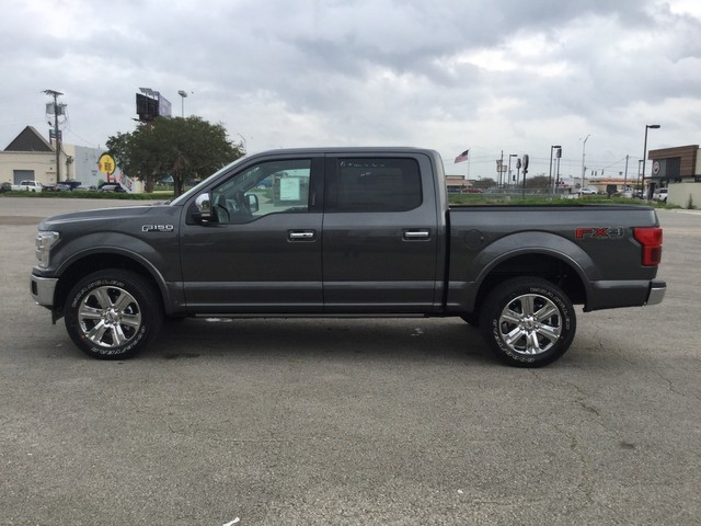 2019 F-150 SuperCrew Cab 4x4,  Pickup #B12087 - photo 5