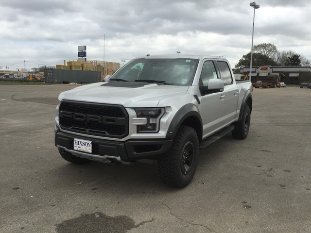 2018 F-150 SuperCrew Cab 4x4,  Pickup #B80407 - photo 4