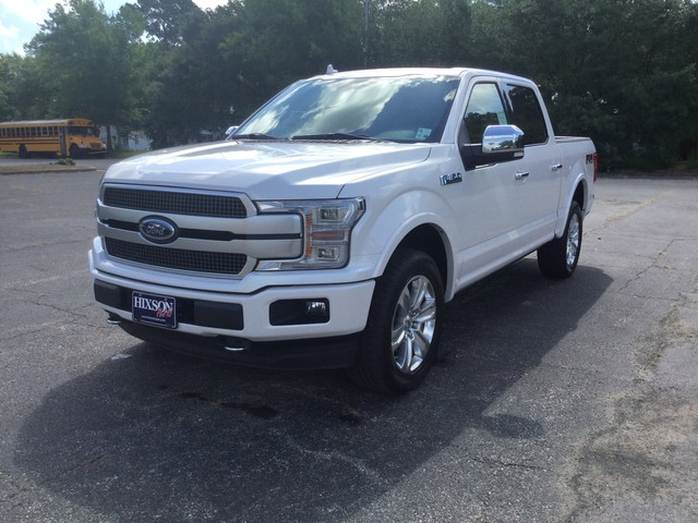 2019 F-150 SuperCrew Cab 4x4,  Pickup #C02606 - photo 4