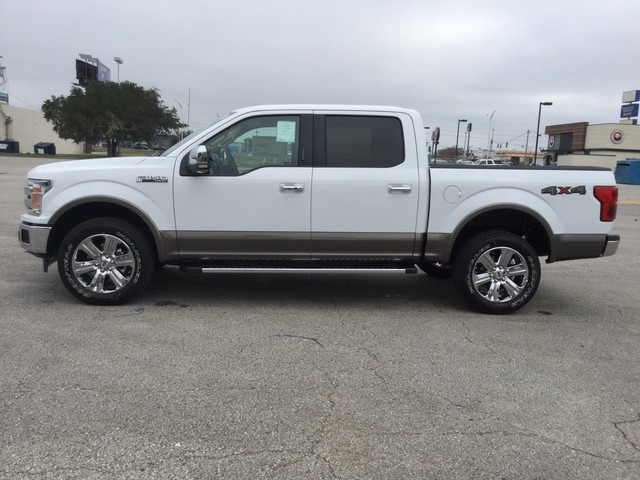 2019 F-150 SuperCrew Cab 4x4,  Pickup #C07551 - photo 5