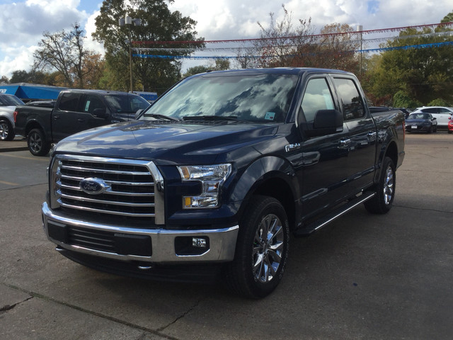 2017 F-150 SuperCrew Cab 4x4,  Pickup #C11657 - photo 4